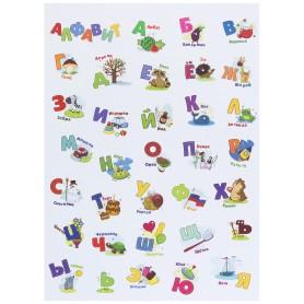 Наклейка «Первый алфавит» Декоретто