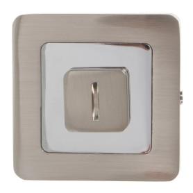Фиксатор BK6 QR SN/CP-3, цвет матовый никель/хром