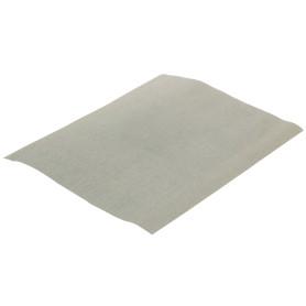 Лист шлифовальный Dexter P320, 230x280 мм, бумага