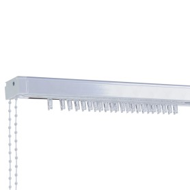 Карниз для вертикальных жалюзи к механизму 180х180 см