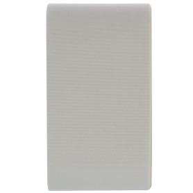 Ламели для вертикальных жалюзи «Плайн» 180 см цвет светло-бежевый 5 шт.
