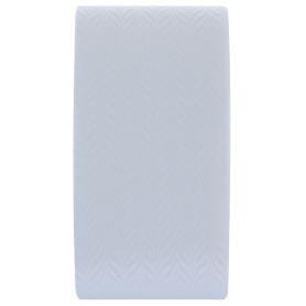 Ламели для вертикальных жалюзи «Магнолия» 180 см цвет белый 5 шт.