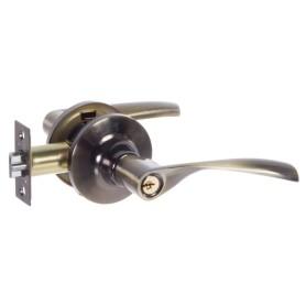 Защёлка Avers 8023-01-AB, цвет античная бронза