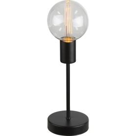 Декоративный светильник светодиодный «Globo» 1x0,06 Вт, цвет чёрный