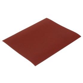 Лист шлифовальный Dexter P180, 230x280 мм, бумага