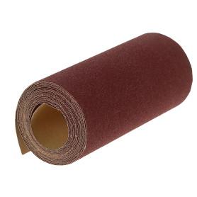 Рулон шлифовальный Dexter P120, 115х2500 мм, бумага