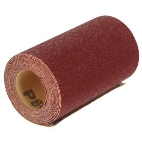 Рулон шлифовальный Dexter P80, 93х2500, бумага
