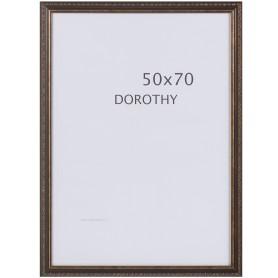 """Рамка Inspire """"Dorothy"""" цвет коричневый размер 50х70"""