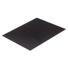 Лист шлифовальный Dexter P80, 230X280 мм, ткань