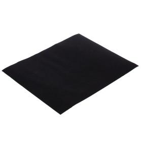 Лист шлифовальный Dexter P180, 230X280 мм, ткань
