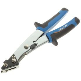 Ножницы по металлу шлицевые Dexter 260 мм