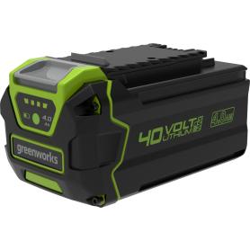 Аккумулятор GreenWorks 40В 4Ah Li универсальный