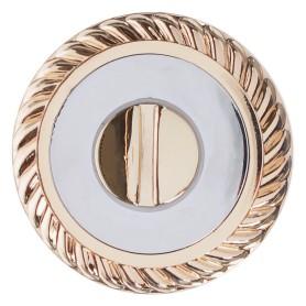 Накладка-фиксатор для дверей Palladium D 3 BK, цвет глянцевое золото
