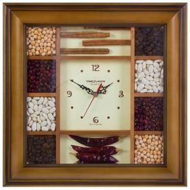 """Часы настенные """"Кухня"""" диаметр 31.2 см"""