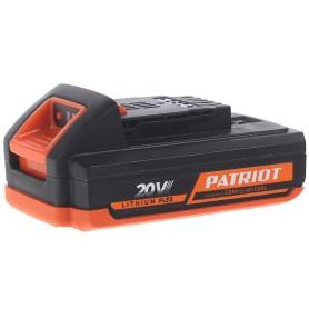 Аккумулятор Patriot 20В 2.5 Ah для триммеров