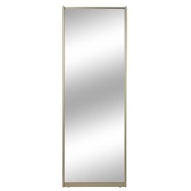 Дверь-купе, 2455х604 см, цвет зеркало/шампань