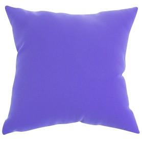 Подушка декоративная «Шарм» 40х40 см цвет сиреневый