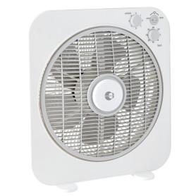 Вентилятор настольный Equation 40W 30см, 3 скорости, таймер