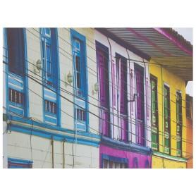 Картина на холсте «Окна» 30х40 см