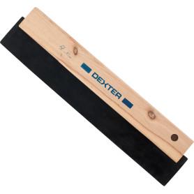 Шпатель для затирки швов Dexter, 300 мм, для темных оттенков затирок