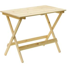 Стол прямоугольный «Кантри», складной