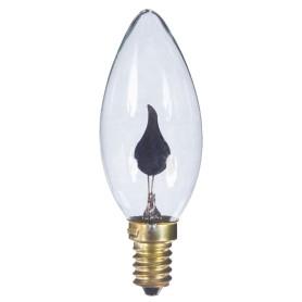 Лампа накаливания Uniel Декор свеча E14 3 Вт свет теплый белый