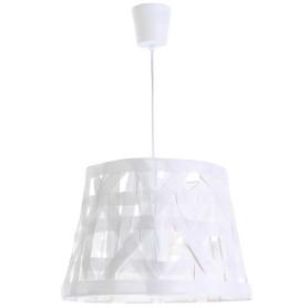Подвесной светильник 15223 1xE27х60 Вт, цвет белый