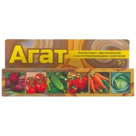 Средство от болезней садовых растений «Агат», 3 мл