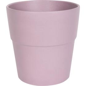 Кашпо Элбербери ø18 h19 см v2.9 л керамика пудровый