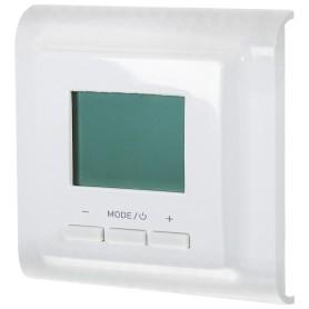 Терморегулятор электронный Теплолюкс ТР 711 цвет белый