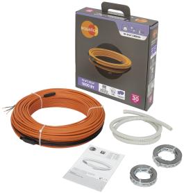 Нагревательный кабель для тёплого пола Equation 12 м², 1800 Вт