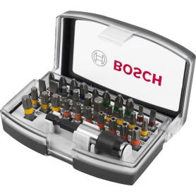 Набор бит Bosch Extra Hard 32 шт.