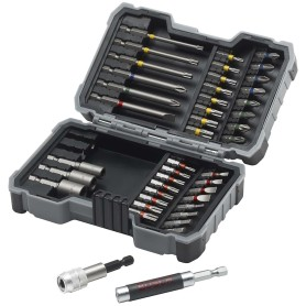 Набор бит и торцевых ключей Bosch, 43 шт.
