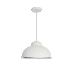 Подвесной светильник Farell 1хE27Х60 Вт, цвет белый