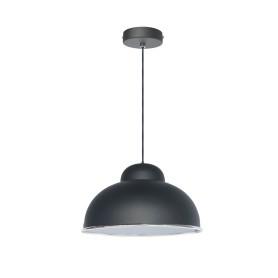 Подвесной светильник Farell 1хE27Х60 Вт, цвет чёрный
