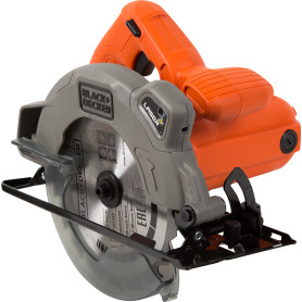 Циркулярная пила Black&Decker CS1250, 1250 Вт, 190 мм