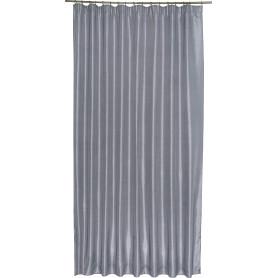 Штора на ленте Inspire «Нью Силка», 200х280 см, цвет серый
