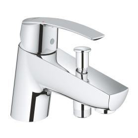 Смеситель для ванны Grohe Start 2015 однорычажный цвет хром