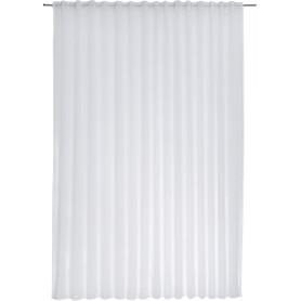Тюль на ленте «Livia», 300х280 см, цвет белый