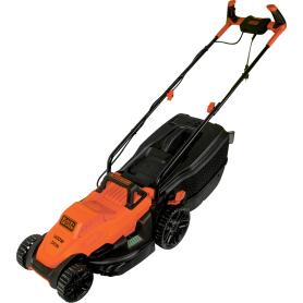 Газонокосилка электрическая Black&Decker BEMW 461BH, 1400 Вт, 34 см