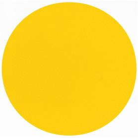 """Наклейка маленькая 31 """"Желтый круг"""""""