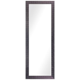 Зеркало в раме «Мозаика» 60х160 см цвет чёрный