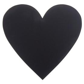 Доска для записей меловая «Сердце»