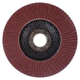 Круг лепестковый угловой Flexione Р120, 125х22 мм