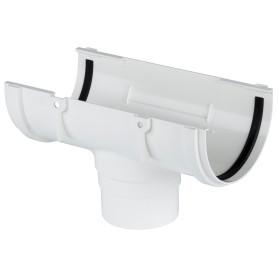 Воронка Dacha 120 мм белый