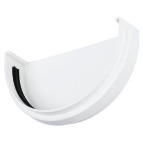 Заглушка Dacha 120 мм белый