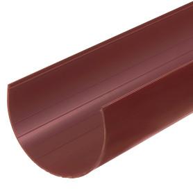 Желоб водосточный Dacha 120 мм 3 м красный