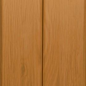 Панель виниловая 2700х195x12 Дуб 0.53 м²