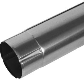 Труба круглая D90 мм 3000 мм оцинкованная