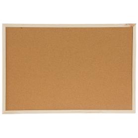 Доска для записей пробковая 40х60 см